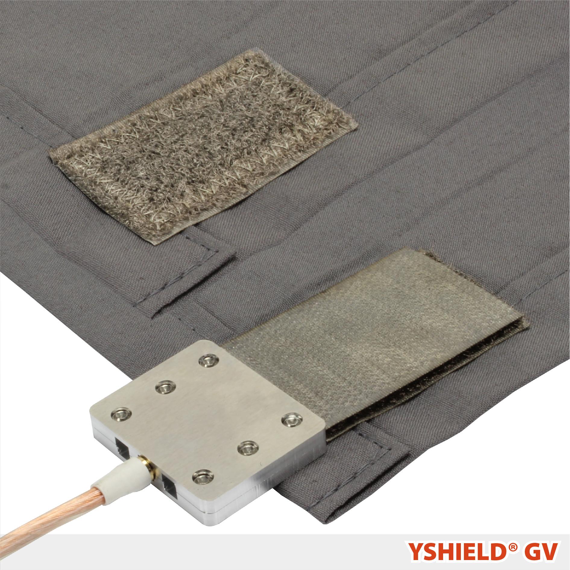 Grounding Plate Velcro Gv Helseforhandleren