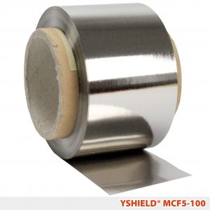 YSHIELD® Mumetall – shielding film MCF5 | MF | Width 5 cm | 100 meter