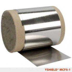 YSHIELD® Mumetall – skjermende magnetfolie – MCF5, 5 cm | 1 meter