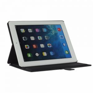 RadiCover – iPad deksel Exclusive – til iPad Air 1/2 og iPad 5. Generation – Svart (RAD107)