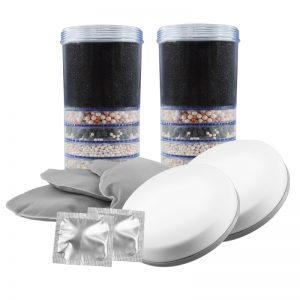 MAUNAWAI PIPRIME K2 / K8 Ersatzfilter Vorratspaket